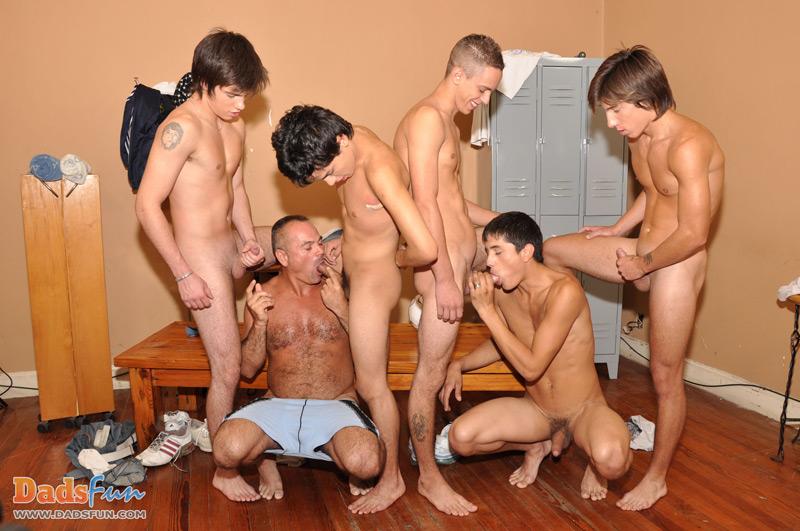 from Chad gay locker fun